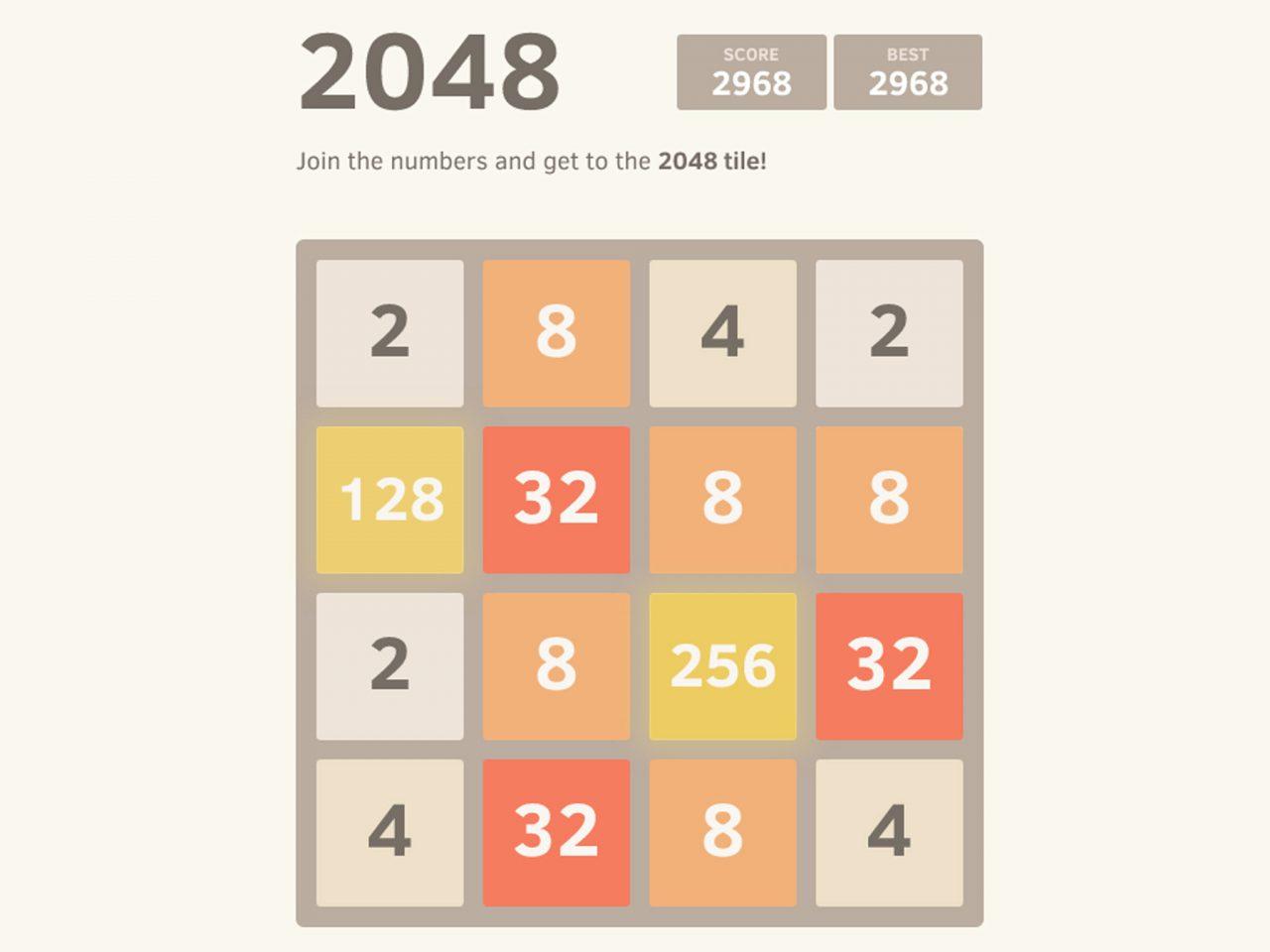 Best 2048 Strategies