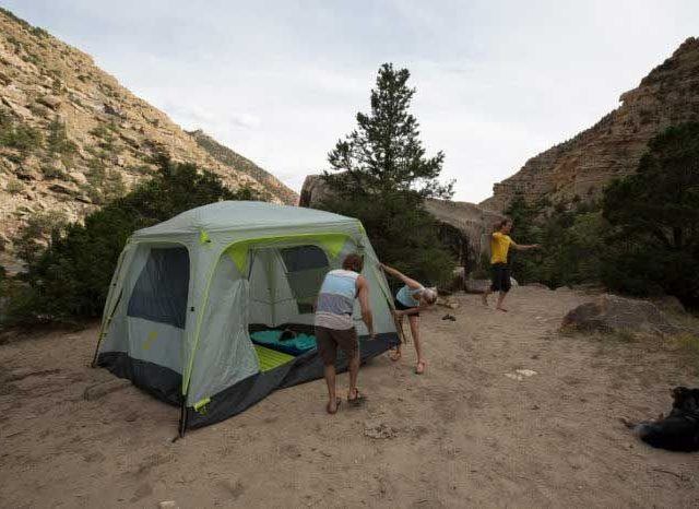 5 Common Mistakes to avoid when setting up your Tent