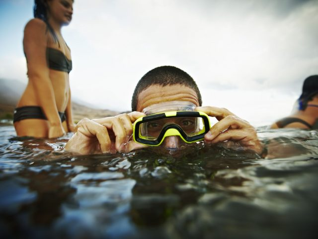 Mask Clearing Made Easy – Help for Scuba Divers & Snorkelers