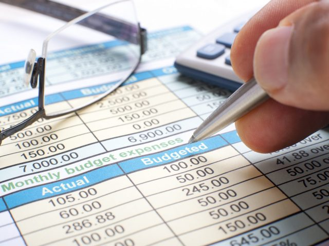 How To Develop An Operating Budget – Check the basics!!