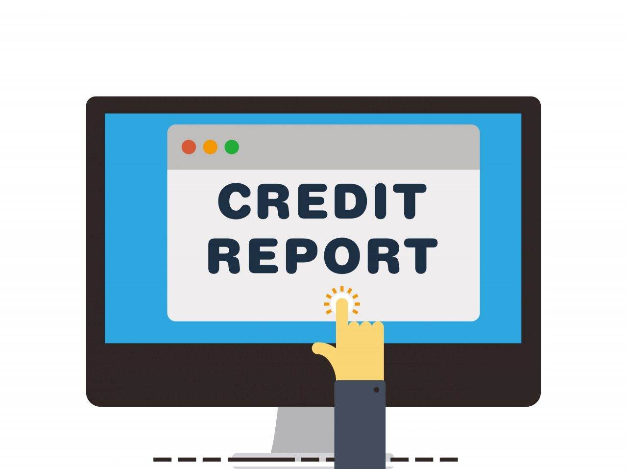 Clean Up Credit Report