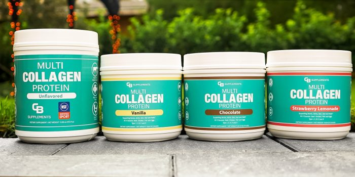 How should you use collagen supplements?