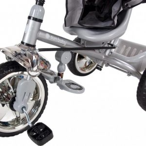 Tricycle Scooters With Seats Are Suitable For Newbies